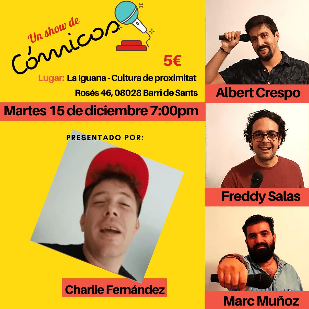Un Show de Cómicos 15-12-20