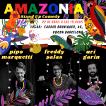 Amazonia Stand Up Comedy